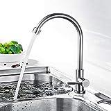 GFFXIXI Armatur Für Die Küche - Befestigt Edelstahl Standard Spout Freistehend Vergleich