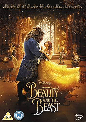Beauty & The Beast [DVD] [2017]