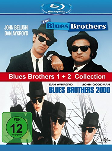 Blues Brothers 1 + 2 Collection (2-Blu-ray)