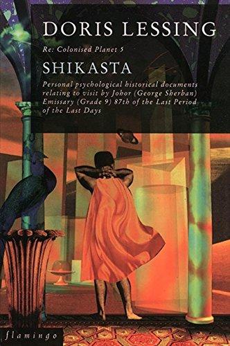 Shikasta: Re-colonised Planet 5 (Canopus in Argos: Archives) por Doris Lessing