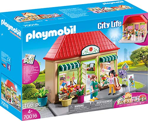 Zoom IMG-3 playmobil 70016 my little town