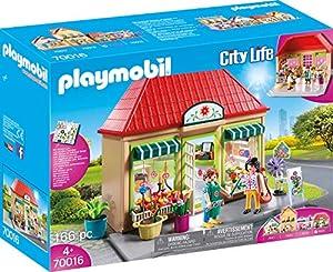 Playmobil City Life 70016 Set de Juguetes - Sets de Juguetes (Acción / Aventura, 4 año(s), Chica, Interior,, Gente)