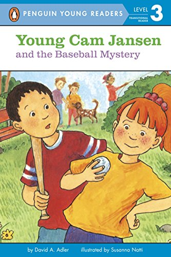 Young Cam Jansen and the Baseball Mystery (English Edition)