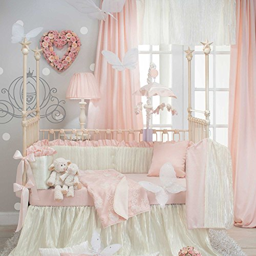 Glenna Jean Lil Princess 4 Piece Crib Bedding Set by Glenna Jean
