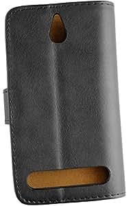 mumbi Tasche im Bookstyle für Sony Xperia E1 / E1 Dual Tasche