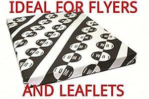 170 115 g/m² A5 feuilles de Papier pour imprimante Laser Double face pour brochures et Flyers