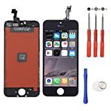 Best Iphone 5s Screen Repair Kits - Mobofix Touch Screen Digitizer Assembly Replacement for iPhone Review