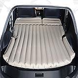 YQQ Luftmatratze Auto Reisebett Camping Aufblasbares Kissen SUV Auto Bett Erwachsene Isomatte Selbstfahrende Reise