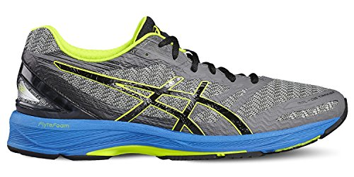 asics-mens-gel-ds-trainer-22-running-shoes-grey-carbon-black-safety-yellow-9-uk-44-eu