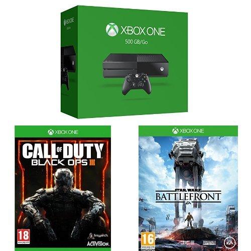 Pack Xbox One + Call of Duty : Black Ops III +...