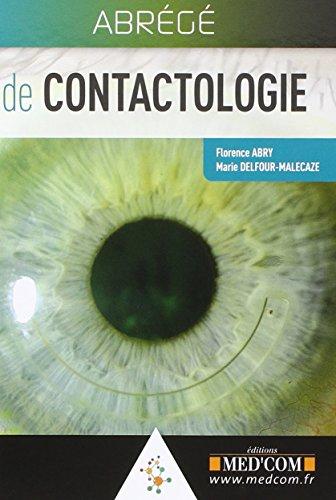 Abrégé de contactologie