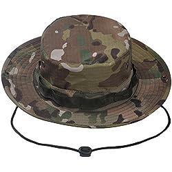 Leisial- Sombrero de pescador unisex, Estilo 3, Talla Única