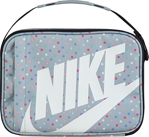 Nike Futura Fuel Pack Lunch-Tasche, Unisex, Wolf Grey/White, Einheitsgröße