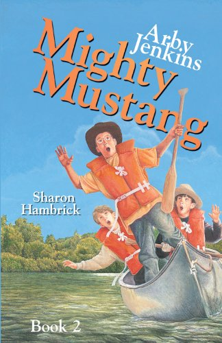 arby-jenkins-mighty-mustang-english-edition