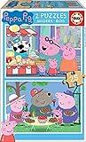 Educa Borrás- Peppa Pig Puzzle, (18078)