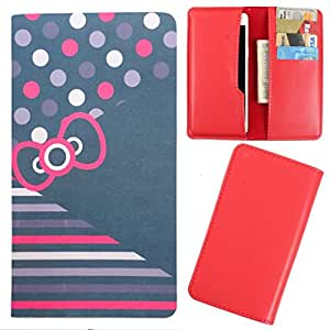 DooDa - For Oppo N1 Mini PU Leather Designer Fashionable Fancy Case Cover Pouch With Card & Cash Slots & Smooth Inner Velvet