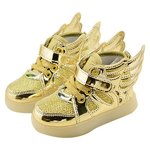 zhhlingyuan-premium-multi-color-little-boys-grils-flashing-sport-sneakers-shoes