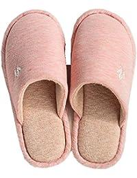 Amazon.it  stoffa cotone - Pantofole   Scarpe da donna  Scarpe e borse eb4b0b4071c