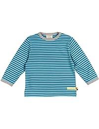 loud + proud Unisex Baby Shirt Ringel aus Bio Baumwolle