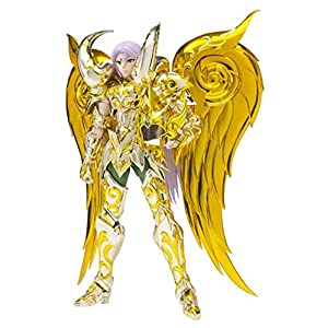 Mu Armadura Aries New Cloth Figura 18 Cm Saint Seiya Myth Cloth Ex Soul of Gold 3