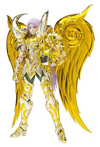 Bandai Tamashii Nationen Saint Cloth Myth EX Widder Mu (Gott) Filmposter Saint Seiya - Soul of Schiffswracks Action Figur (Myth Bandai Cloth Ex)
