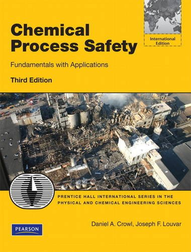 Chemical Process Safety: Fundamentals with Applications: International Edition