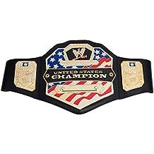 WWE  - Cinturón de campeón - Cinturón Del Título Del Campeonato De Estados Unidos (Mattel)