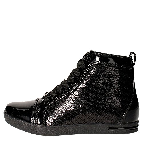 Laura Biagiotti 1562 Sneakers Donna Vernice Nero Nero 36