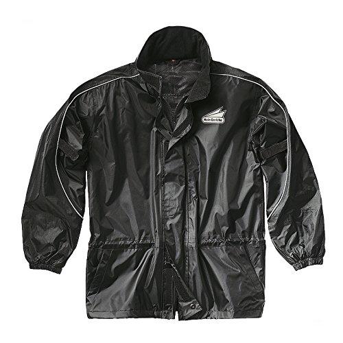Hein Gericke Blizzard Regenjacke schwarz XXL - Motorrad Regenbekleidung