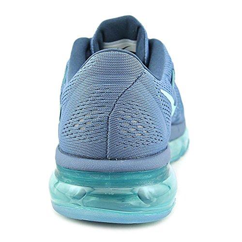 Nike 806772-409, Sneakers trail-running femme Bleu
