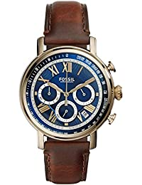Fossil FS5148 Buchanan Blue Dial Chronograph Men's Watch