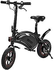 Befied Vélo Electrique Pliable en Aluminium Portable Charge Rapide Cyclisme Electrique