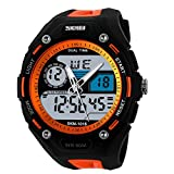 TTLIFE 1015 Quarzo Unisex Multi Function Digital LED Watch Water Resistant elettronici Orologi sportivi
