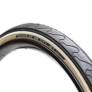 Schwalbe City Jet 26X1.5 Wired Tyre with Puncture