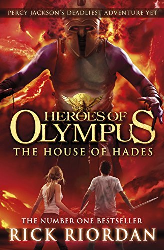 The House of Hades (Heroes of Olympus Book 4) by Rick Riordan (2014-10-02)