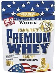 Weider Premium Whey Protein, Vanille - Caramel, 500g Beutel