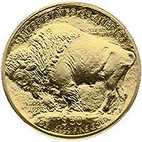 Goldmünze USA 2018 - American Buffalo - 1 Unze - unzirkuliert - einzeln in Münztasche verpackt