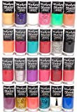 #4: Makeup Mania Exclusive Nail Polish Set, Multicolor No.86, 87 (Pack of 24)