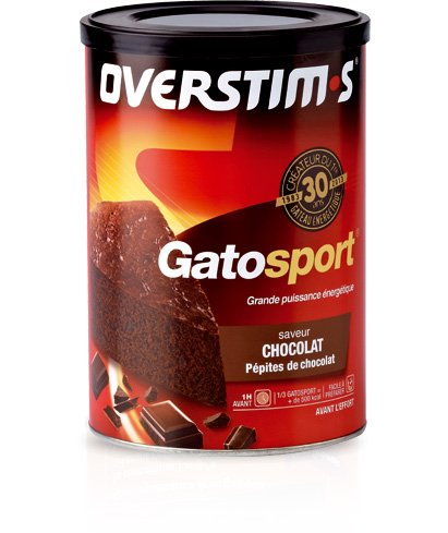 Overstims - Gateau Energetique Gateau Gatosport Overstims - Dsae020