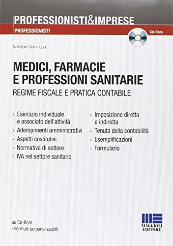 medici-farmacie-e-professioni-sanitarie-con-cd-rom