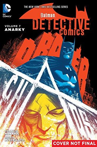 Batman Detective Comics TP Vol 7 Anarky
