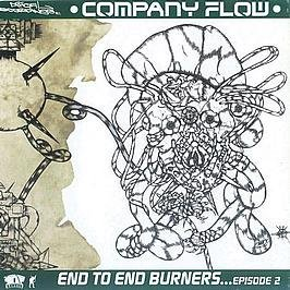 End to End Burners / Krazy Kings by Company Flow (1998-08-26)