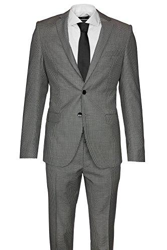 BOSS Anzug Rocco1/Wyatt 50323177 Herren, Grau, 52