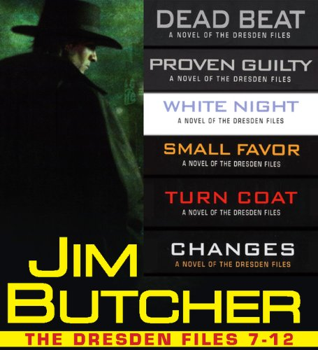 The Dresden Files Collection 7-12: A Fragment of Life (The Dresden Files Box-Set Book 2) (English Edition)