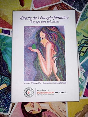 Oracle de l'énergie Féminine - Voyage vers vers vers soi-même f340bf
