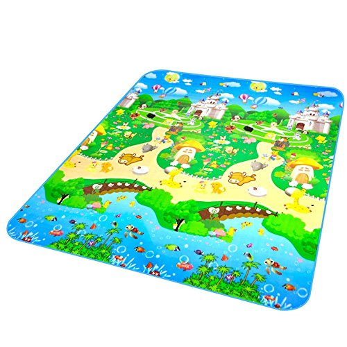 Eselpro Large Baby Care Crawl Playing Floor Mat