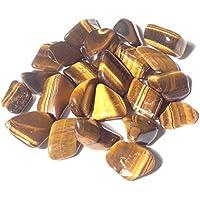 Tigerauge gold Trommelstein Kristall–Heilung Kristall–Schutz, Willenskraft, Mut–Kristall Therapie (Trommelstein) preisvergleich bei billige-tabletten.eu