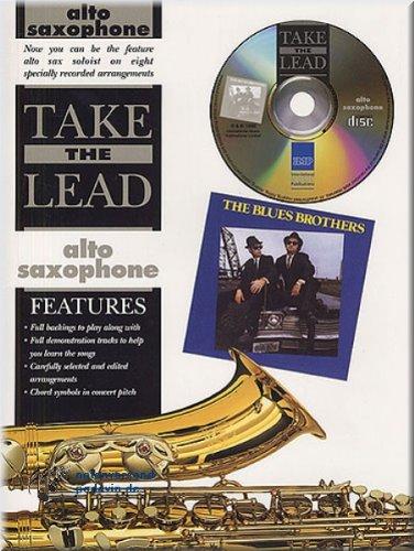 Take The Lead - Blues Brothers - Altsaxophon Noten [Musiknoten]