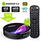 TV-Box-Android-90-Android-Box-TV-4K-Ultra-HD-4G-RAM64G-ROM-WiMiUS-K1-Pro-Botier-TV-Dual-WiFi-24G5G-LAN-100Mbps-Amlogic-S905X2-H265-64Bit-USB-30-Bluetooth-40-2019-Dernire-Version