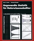 Angewandte Statistik für Naturwissenschaftler - Jose L. Lozán, H Kausch